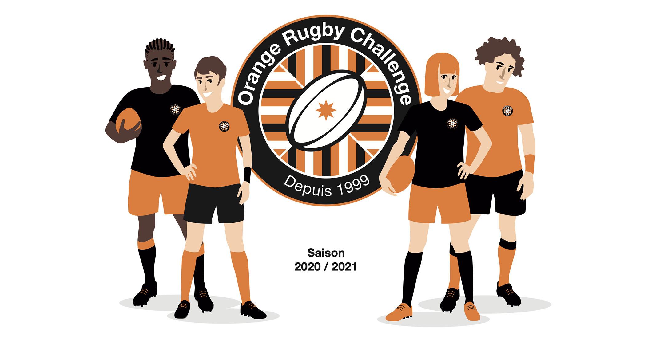 Orange Rugby Challenge : C'est parti pour une nouvelle saison !